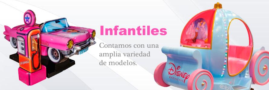 Máquinas Infantiles